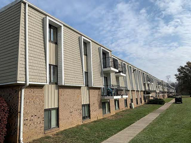 Beechwood Villas Apartments building exterior