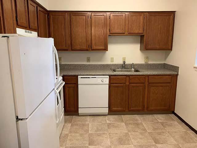 Beechwood Villas Apartments apartment interior kitchen